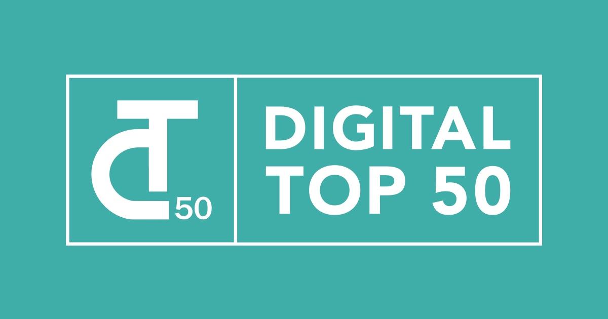 Digital Top 50 Awards